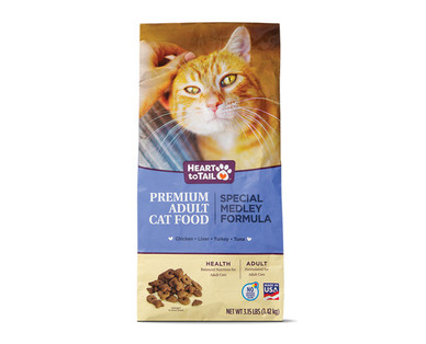 Heart to Tail Special Medley Dry Cat Food