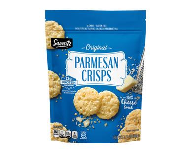 Savoritz Original Parmesan Crisps