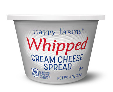 Happy Farms Whipped Cream Cheese