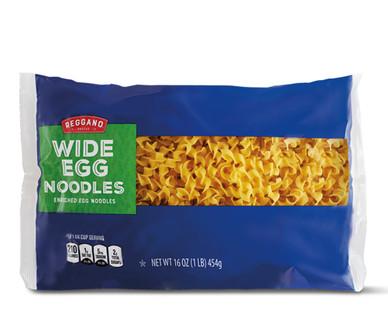 Reggano 16 oz. Wide Egg Noodles