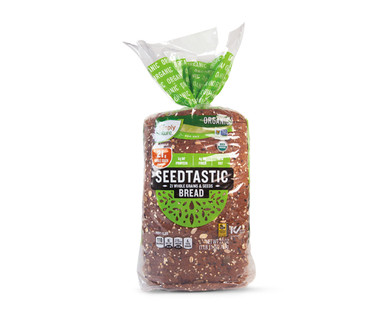 Simply Nature Seedtastic 21 Whole Grains & Seeds Bread
