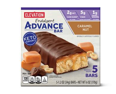 Advance Endulgent Bars Caramel Nut