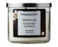 Huntington Home Vanilla Scented Candle