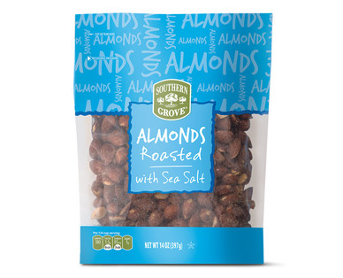 Southern Grove Roasted Almonds with Sea Salt