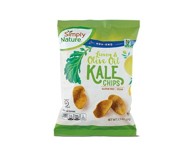 Simply Nature Kale Chips Assorted Flavors View 2