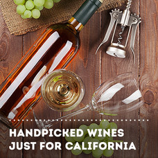 Handpicked Wines Just For California