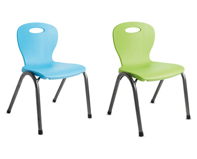 Easy Home Kids' Stacking Chairs View 3