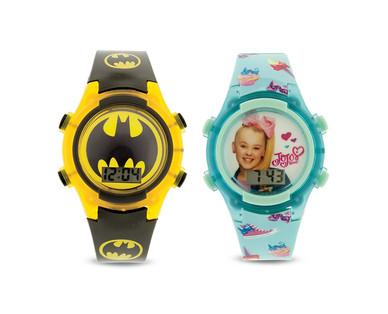 Children's Licensed Watches View 1