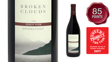 Broken Clouds Pinot Noir