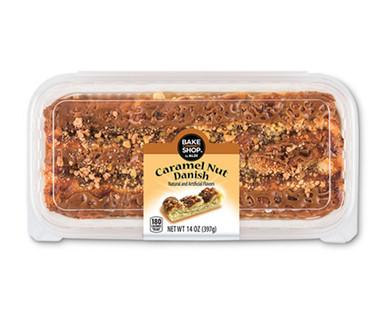 Bake Shop Caramel Nut Danish