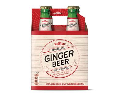 Summit Ginger Beer 4 Pack