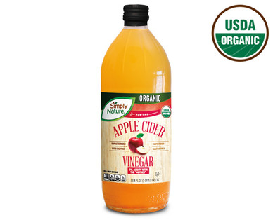 Simply Nature Organic Apple Cider Vinegar