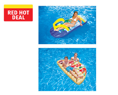 Summer Waves Cookie Float, Taco Float or Flip Flop Lounge View 3