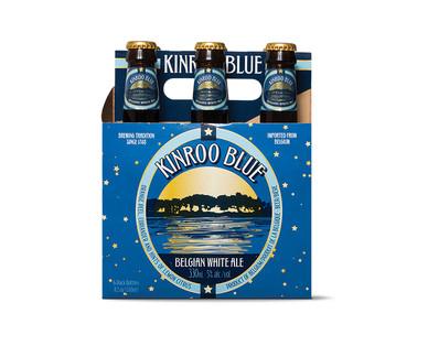 Kinroo Blue Belgian White Ale