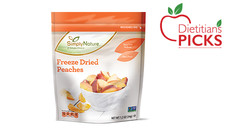 SimplyNature Freeze Dried Peaches