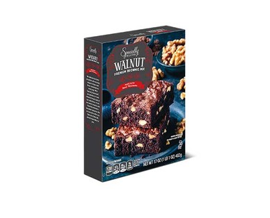 Specially Selected Premium Brownie Mix - Walnut