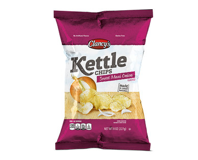 Image result for clancy's Sweet Maui Onion kettle chips