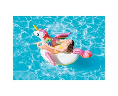 Intex Inflatable Ride On Flamingo or Unicorn View 2