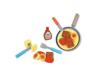 Wooden Play Food Set View 2