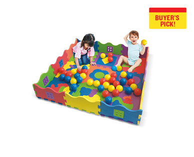 5-in-1 Playset or Foam Ball Pit View 1