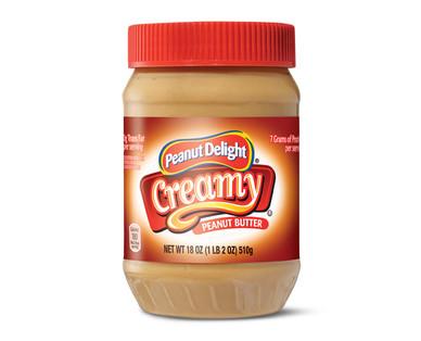 Peanut Delight Creamy Peanut Butter