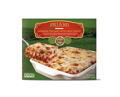 Priano Lasagna Italiano View 1