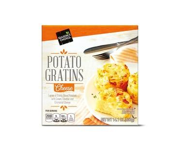 Season's Choice Assorted Potato Gratins View 1