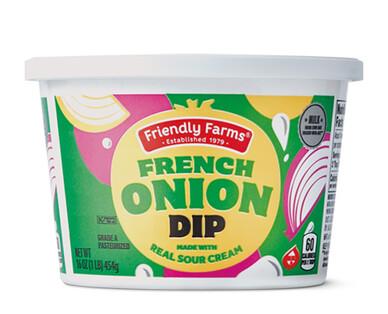Friendly Farms French Onion Dip