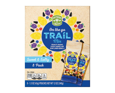 Southern Grove Sweet & Salty On the Go Trail Mix