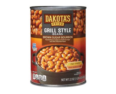 Dakota's Pride Brown Sugar Bourbon Grill Style Beans