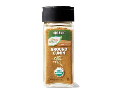 Simply Nature Organic Ground Cumin