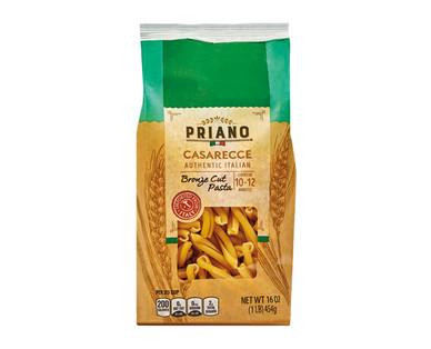 Priano Authentic Italian Bronze Cut Caserecce Pasta