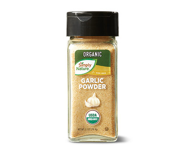 Simply Nature Organic Garlic Powder