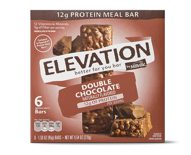 Elevation Double Chocolate Protein Meal Bar