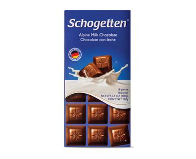 Milk Chocolate Schogetten