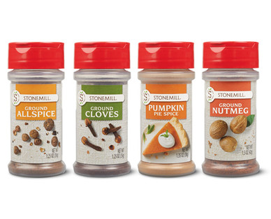 Stonemill Baking Spices Assorted Varieties