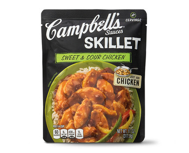 Campbell's Skillet Sauce View 3