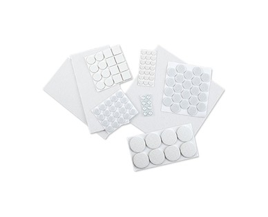 Easy Home Felt Pads or Nail Felt Pads Set View 2