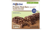 Fit & Active® Double Chocolate Protein Meal Bars