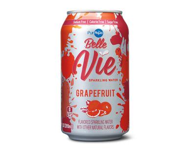 PurAqua BelleVie Sparkling Water - Grapefruit