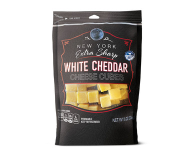 Emporium Selection Extra Sharp New York Cheddar Cheese Cubes