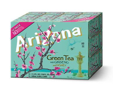 Arizona Green Tea 12 Pack
