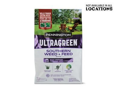 Pennington Ultragreen Southern Weed Feed Aldi Us
