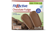 Fit and Active Chocolate Fudge Ice Cream Bars. View Details.