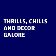 Thrills, chills and decor galore