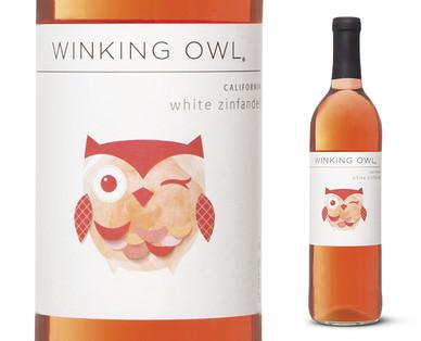 Winking Owl White Zinfandel