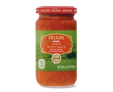 Priano Rosso Pesto Sauce
