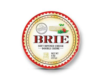 Emporium Selection Brie Cheese Round