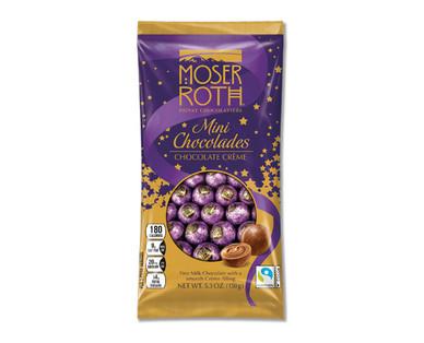 Moser Roth Chocolate Creme Mini Chocolades