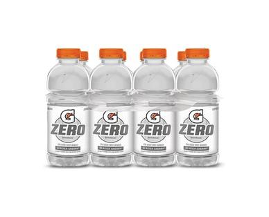 Gatorade G Zero 20 oz. 8 pk. View 1